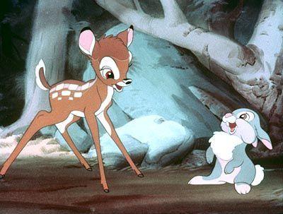 Waisenkitz Bambi und Hasenfreund Klopfer: Herzergreifende Todesszene