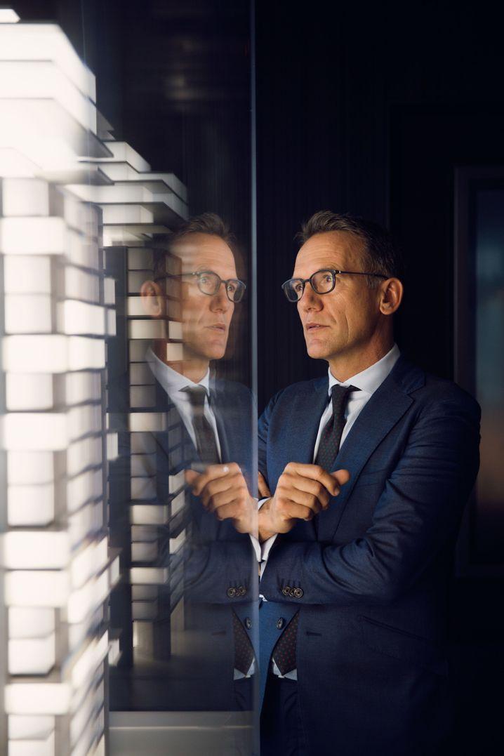 Real-estate investor Ulrich Höller