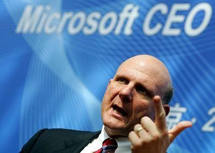 Microsoft-Boss Ballmer: Unternehmenskultur beider Firmen grundverschieden