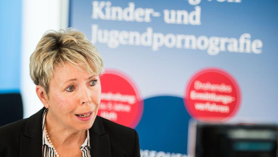 Sabine Vogt, Leiterin der Abteilung für schwere und organisierte Kriminalität beim BKA: Mehr Präventionsarbeit