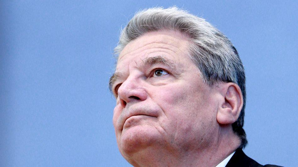 Joachim Gauck helped bring down the East German communist regime. Will he bring down Merkel?