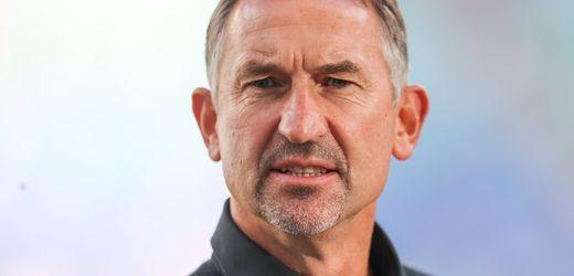 Bundesliga: FSV Mainz 05 trennt sich von Trainer Achim Beierlorzer