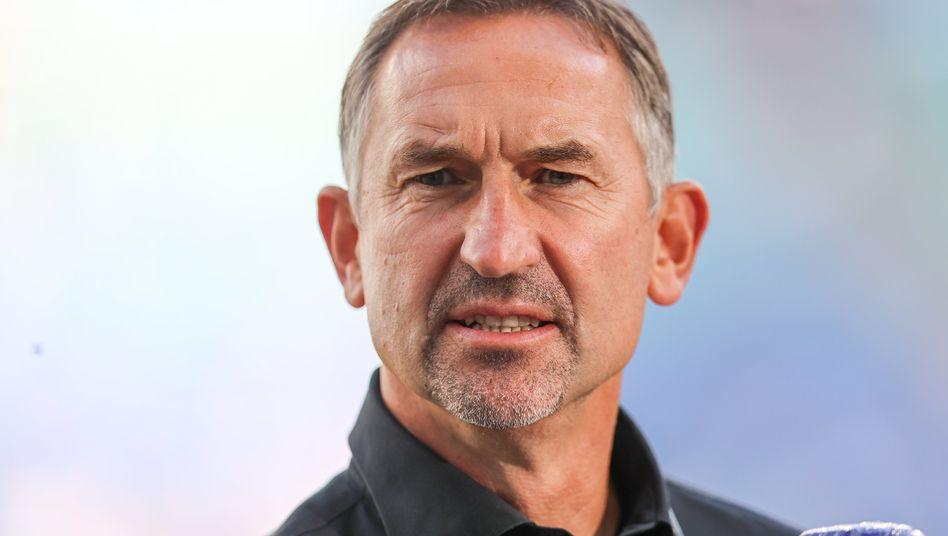 Nicht mehr Mainzer Trainer: Achim Beierlorzer