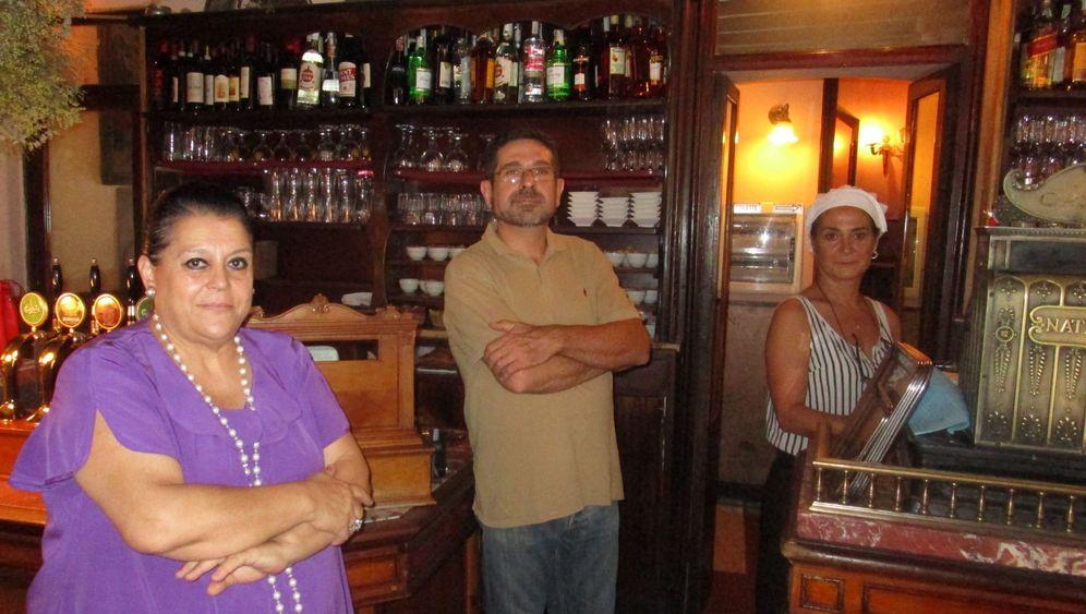 Rom: Berühmtem Café droht Schließung