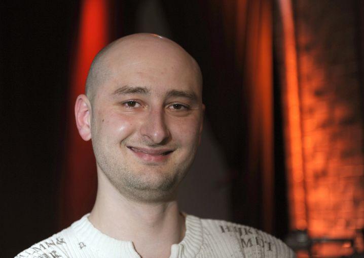 Arkadij Babtschenko