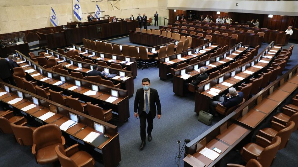 Knesset in Israel