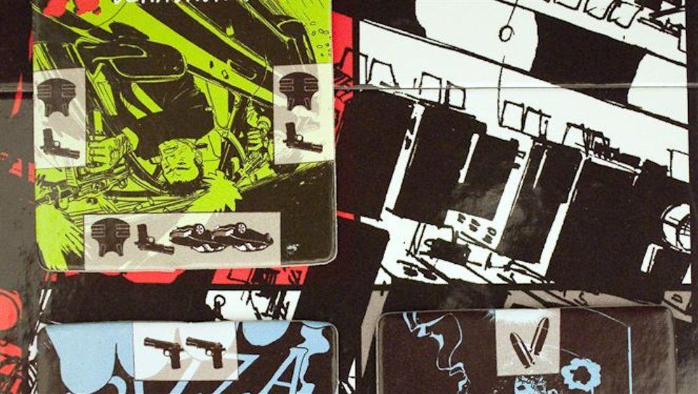 Offline-Spiele: Karten, Klötzchen, fette Lettern