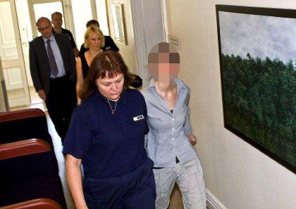Verurteilte Christine S.: Mord aus Eifersucht
