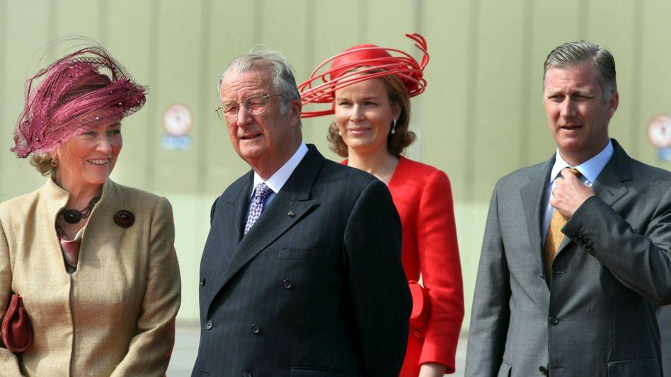 Albert II. dankt ab: Belgien krönt seinen neuen König Philippe