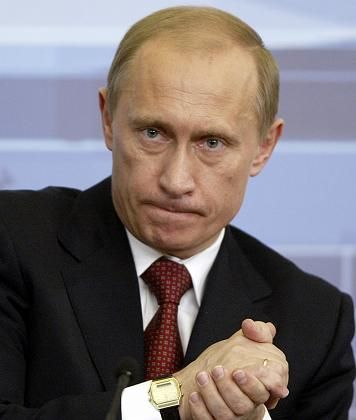 Vladimir Putin is not exactly known for supporting the democratic process.