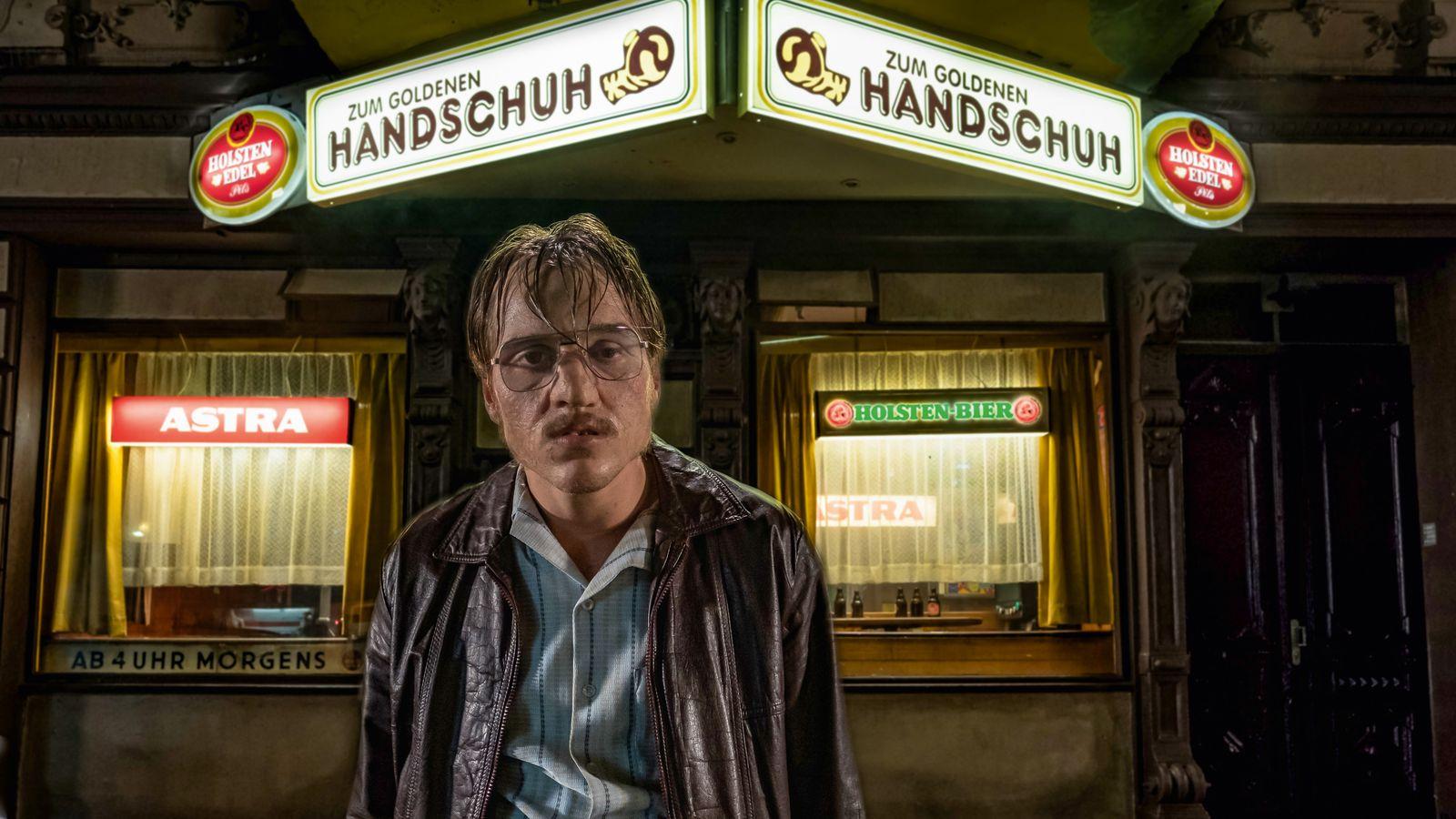 EINMALIGE VERWENDUNG Film/ Der goldene Handschuh