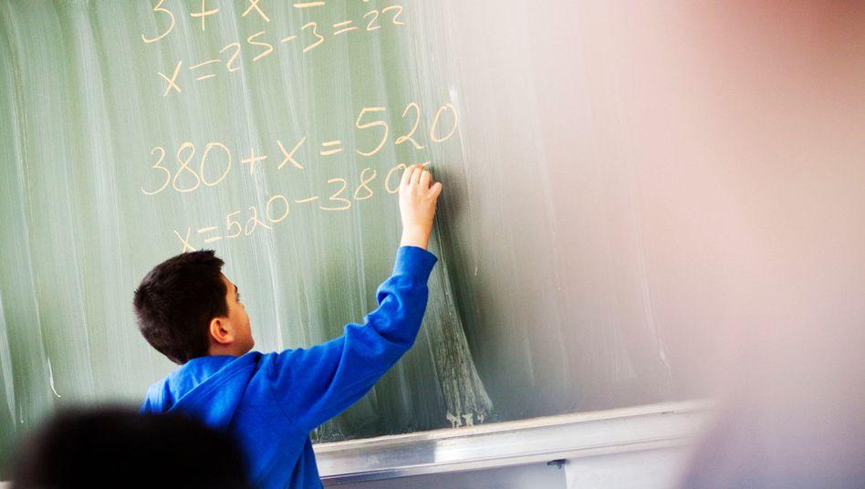 Mathematik-Unterricht: Neue Bundesländer liegen vorn
