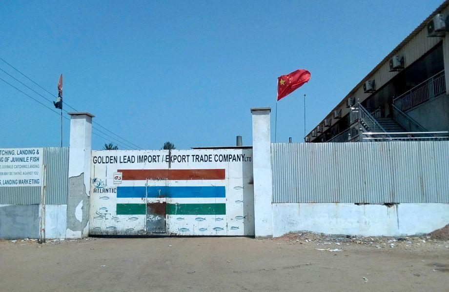 Golden Lead in der gambischen Hauptstadt Banjul: Im Jahr 2017 erließ China Gambia 14 Millionen Dollar an Schulden und investierte 33 Millionen in die Entwicklung von Landwirtschaft und Fischerei in dem Land