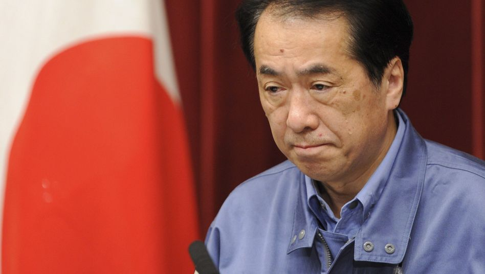 Japanese Prime Minister Kan Naoto: The nail that sticks out gets hammered down