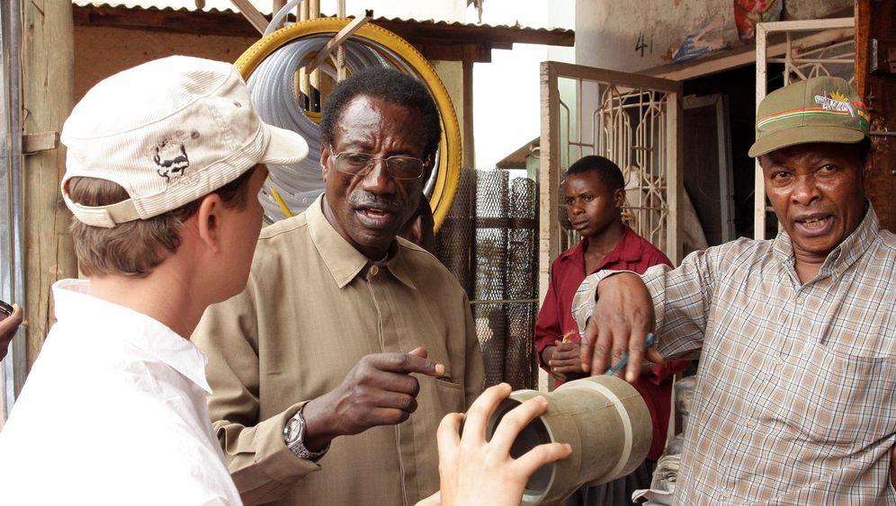 Im Auslandseinsatz: Ingenieure als Entwicklungshelfer
