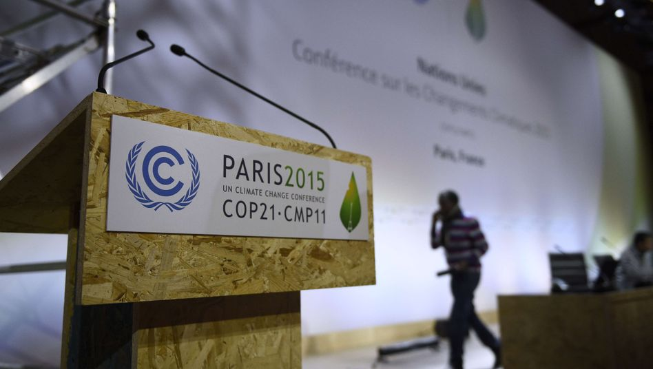Klimagipfel in Paris: Unbekannte Weltpolitiker auf Rettungsmission