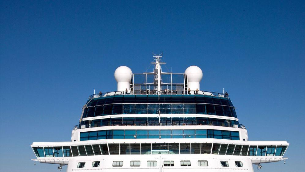 """""""Celebrity Eclipse"""": US-Luxusliner wird getauft"""