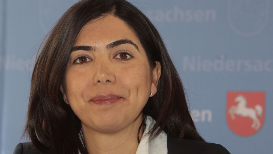 Aygül Özkan ignited a firestorm in her Christian conservative party when she suggested that crucifixes shouldn't be allowed in state-run schools.