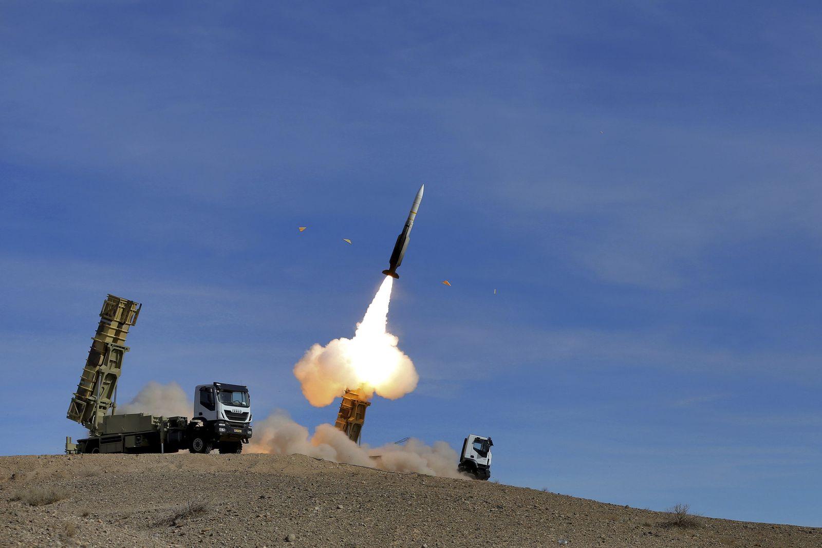 Iran/ Rakete