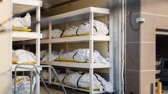 USA melden mehr als 3000 Corona-Tote binnen 24 Stunden