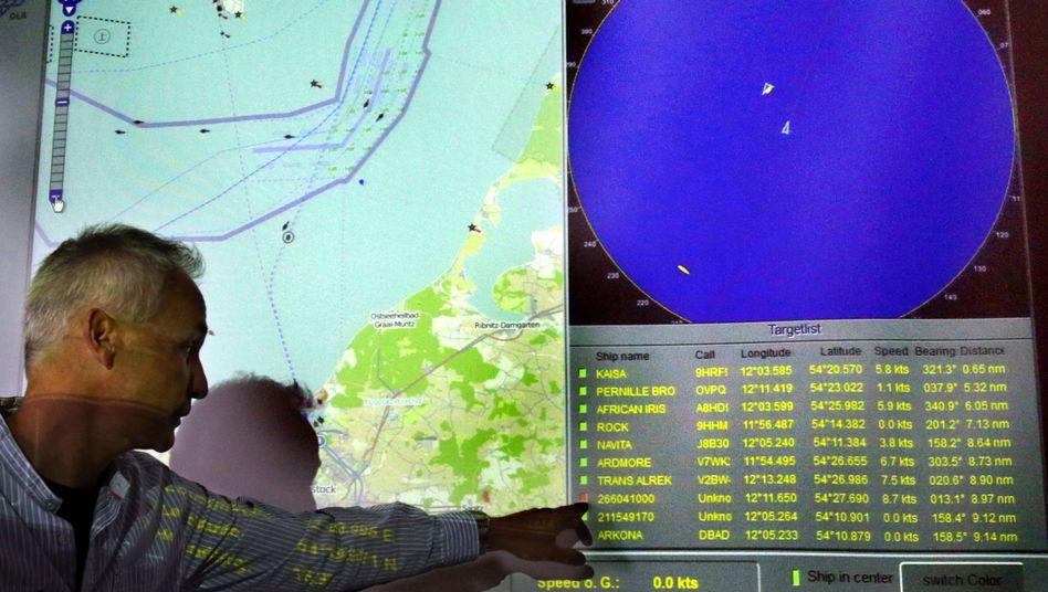 Forschungsstelle für maritime Sicherheit am DLR-Standpunkt in Neustrelitz: Opfer von Wissenschaftsspionage?