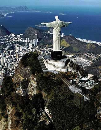 Rio de Janeiro: Brasilien ist das Musterland von Open Business. Hier können Musiker schon von der Geschenkökonomie leben