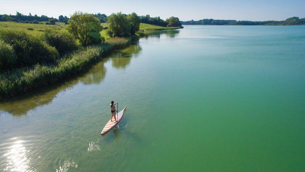 Drohnenfotos von Schleswig-Holstein: Perlen des Nordens