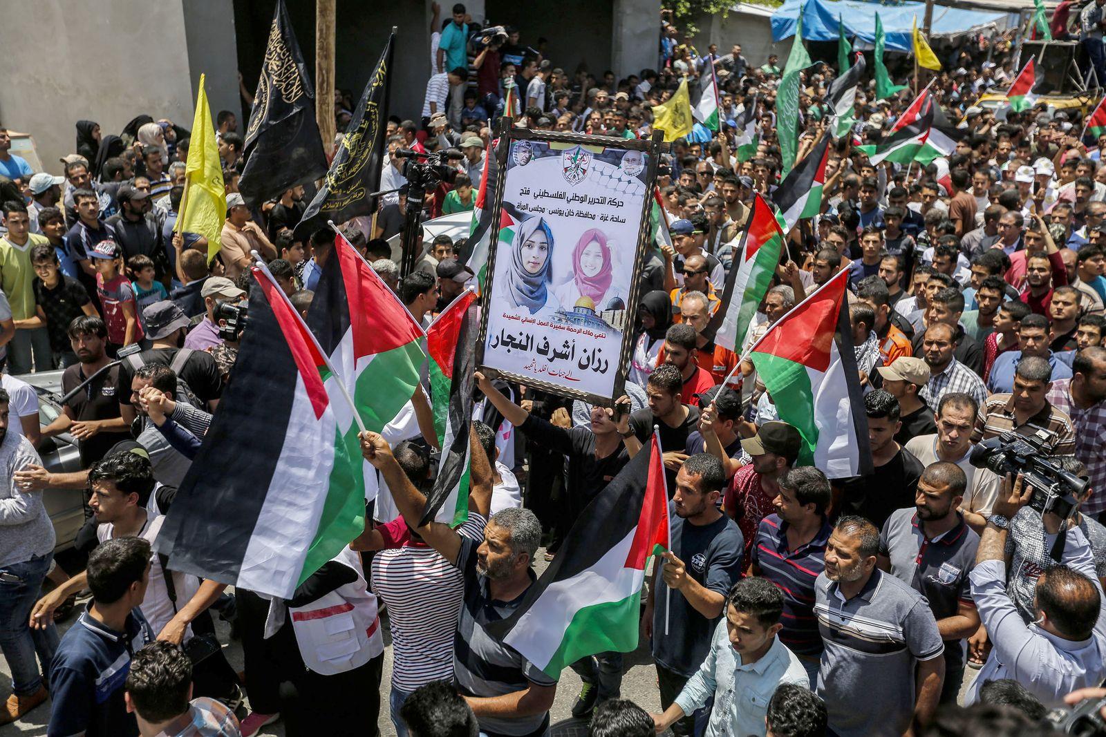 Gewalt im Gaza