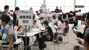 Japan eröffnet Massenimpfzentren