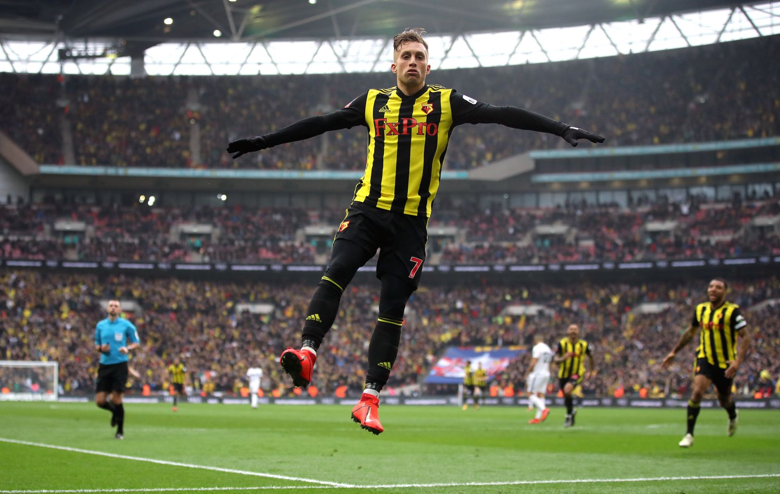 Manchester City v Watford FA Cup Final Package