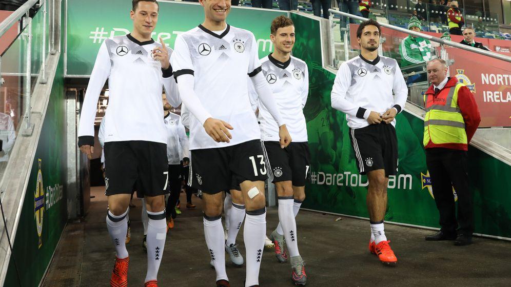 DFB-Sieg gegen Nordirland: Der zähe Weg zum Gruppensieg