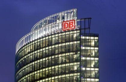 Deutsche Bahn may have been caught spying.