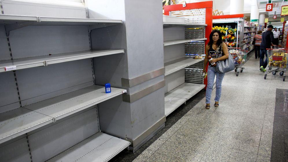 Mangel in Venezuela: Wo der Einkauf zur Odyssee wird