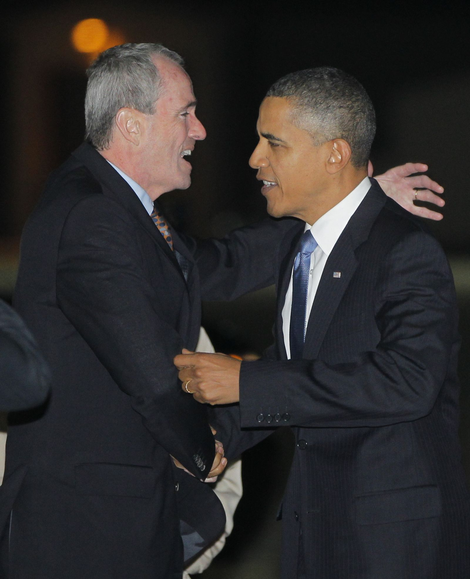 Philip D. Murphy/ Obama