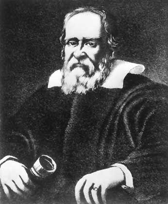 Galileo Galilei (1564 - 1642): 1633 von der Inquisition zum Widerruf gezwungen, jetzt vom Vatikan geehrt