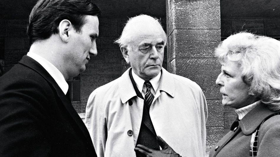 Autor Fest, Exnazi Speer, Regisseurin Leni Riefenstahl 1972: Geschäft mit der Vergangenheit