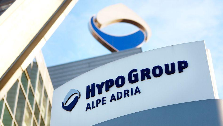 Logo der Hypo Alpe Adria