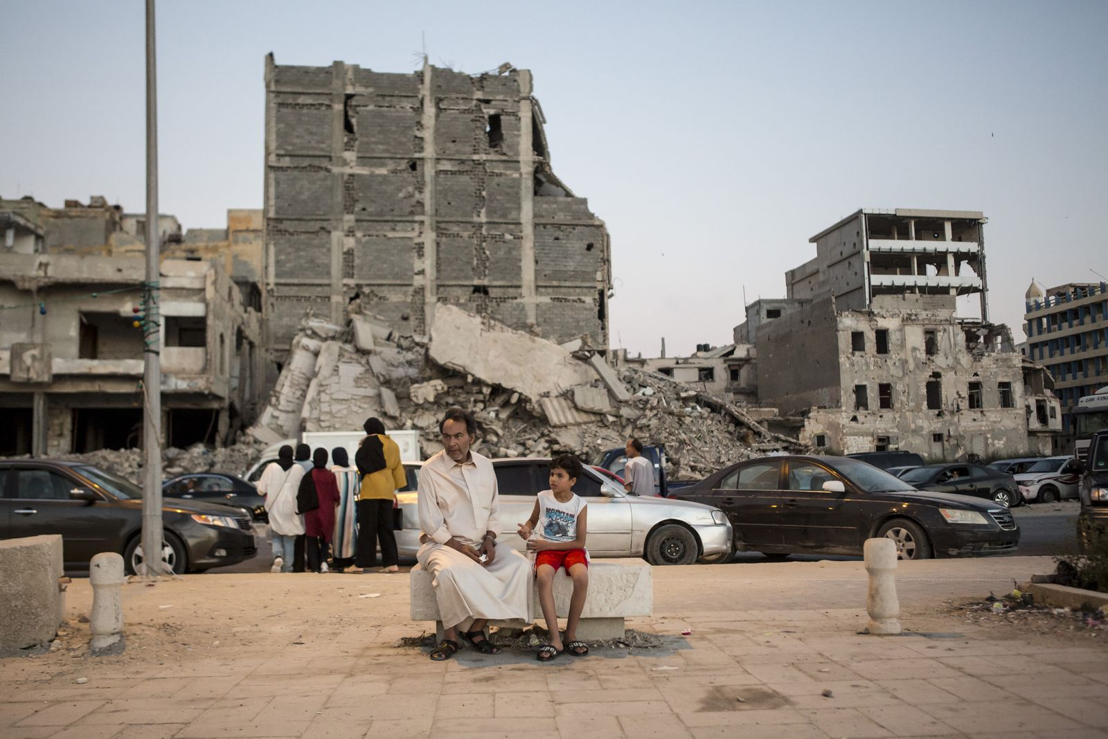 EINMALIGE VERWENDUNG SPIN 36/2019 S. 78 Libyen Bengasi