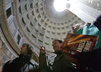 "Rome's Pantheon: ""The most beautiful building in the world."""