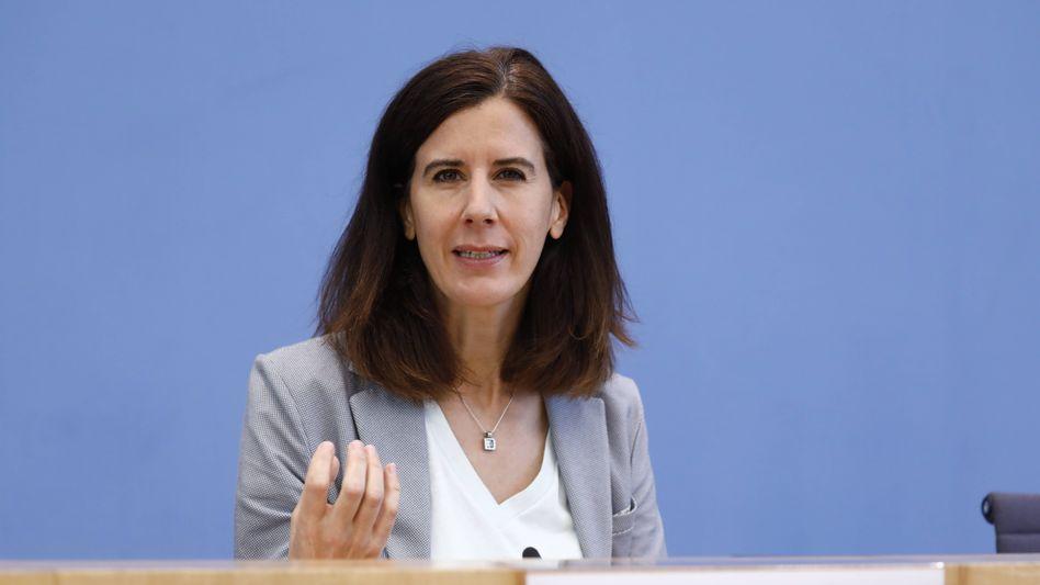 """Katja Suding, stellvertretende Fraktionsvorsitzende der FDP: """"Für mich ist im nächsten Jahr Schluss"""""""