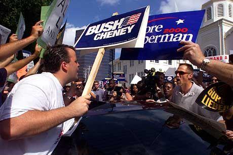 Wahlkampfszene aus Florida: Ergiebige Quelle für Wahlkampfkasse