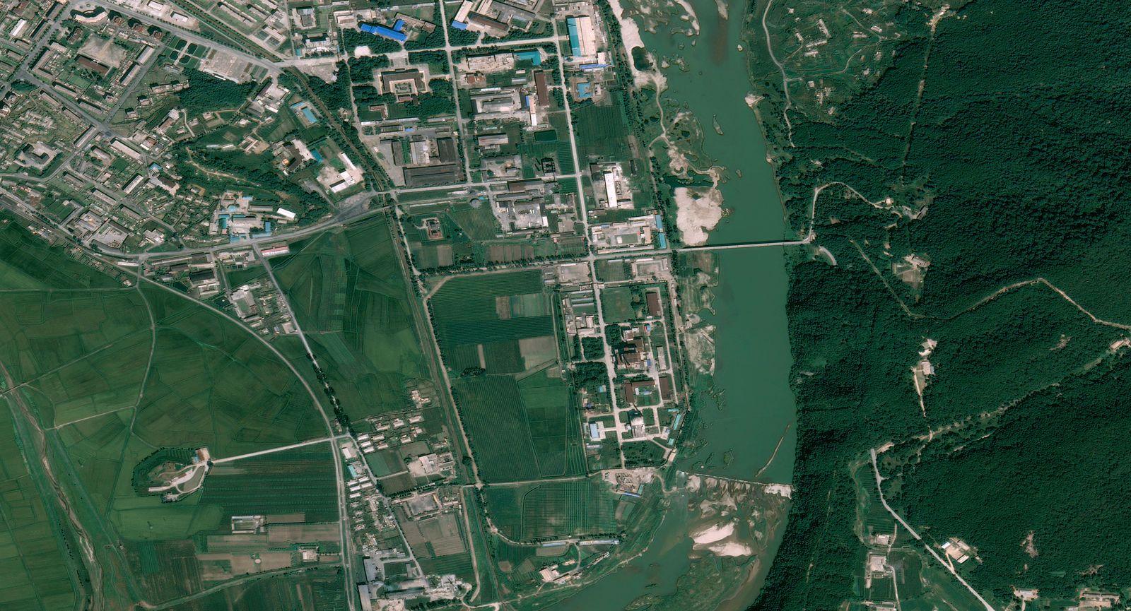 Nord-Korea Atomprogramm
