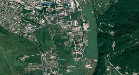 Atomreaktor Yongbyon