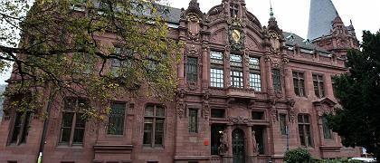 """Bibliothek der Uni Heidelberg: """"20 Institute auf höchstem Niveau"""""""