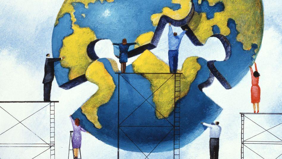 Basteln an einer neuen Welt: Derzeit sind wir eine Zivilisation des Typs 0.7