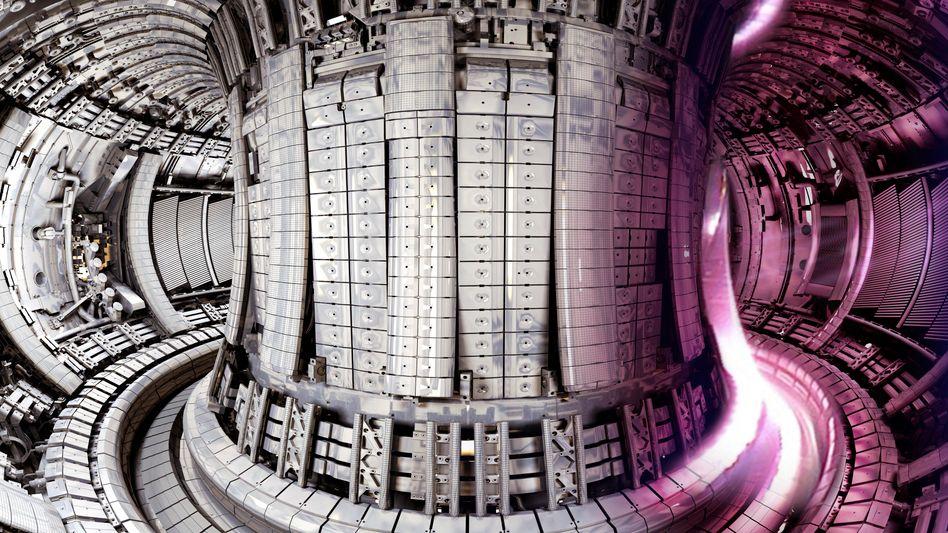 Kommerzieller Einsatz der Fusionsenergie dürfte noch Jahrzehnte in der Zukunft liegen