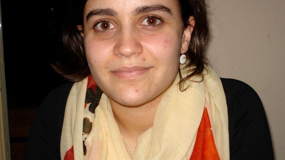 """Paula del Prado in Deutschland: """"Ich bin glücklich, hier zu sein"""""""