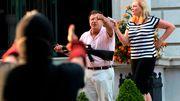 Waffen auf Demonstranten gerichtet - Paar angeklagt
