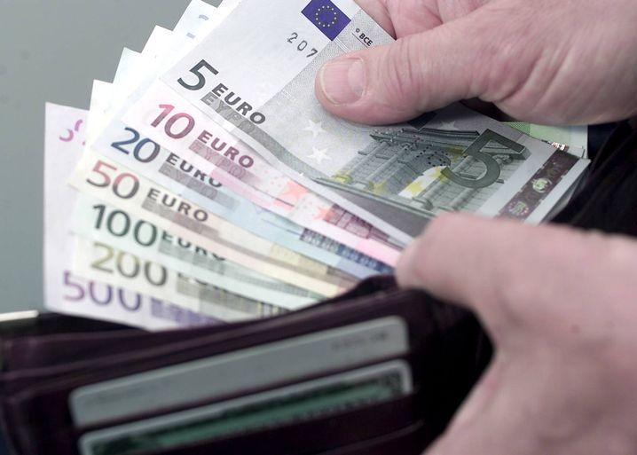 Euro-Scheine: Wie viel kostet eigentlich Geld?