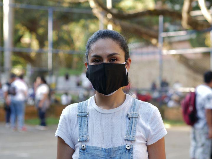 Demonstrantin Saray: »Ich sehe jeden Tag Blut«